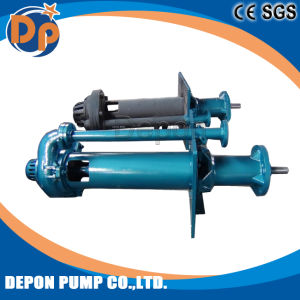 Vertical Shaft Driven Centrifugal Slurry Pump pictures & photos