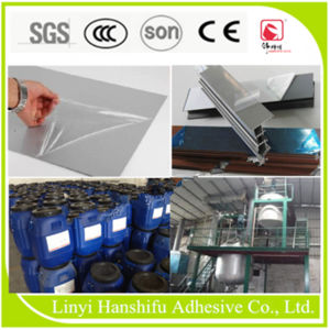 Super Aluminum Protection Film Adhesive pictures & photos