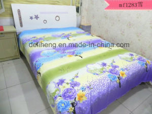 Cheap Wholesale 100% Microfiber Polyester Printed Home Textile Fabric pictures & photos
