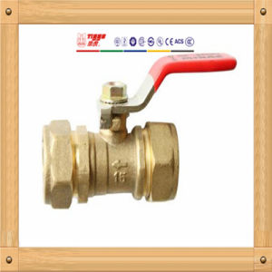 Cw617n Brass Ball Valve with FF Thread