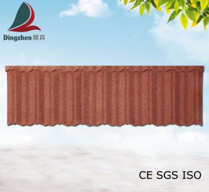 Stone Coated Metal Roofing Tile (Modern Classical Tiles)