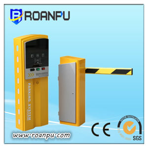 Car Parking Solutions, Boom Barrier Gate with Flexible Car Park Management System (RAP-P6)