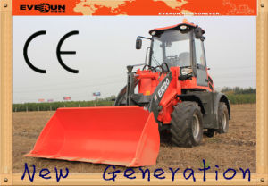 China Made Everun CE Marked 2.0 Ton Mini Wheel Loader pictures & photos