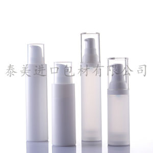 15ml 30ml 50ml Cosmetic Airless Bottles pictures & photos