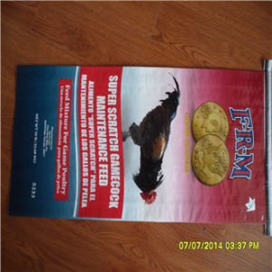 BOPP Film Laminated PP Woven Animal Feed Bag pictures & photos