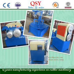 Rubber Block Cutter Used in Waste Tire Recycling Machine pictures & photos