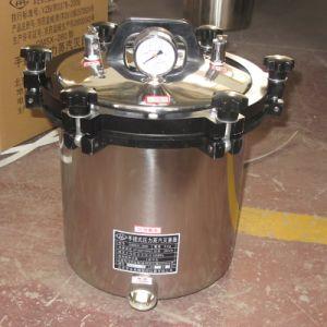 Portable Steam Pressure Sterilizer (autoclave) pictures & photos
