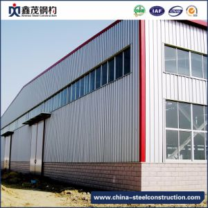 Prefab Steel Structure for Industrial Building (Steel Building) pictures & photos