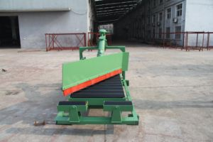 Unilateral Conveyor Plough Tripper with Unloading Roller-2 pictures & photos