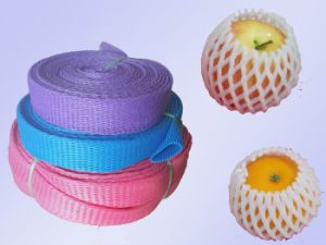 Fruit Packaging Industry Use Safety EPE Foam Plastic Fruit Net Cover pictures & photos