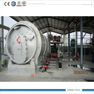 Pyrolysis Machinery for Used Tire to Oil Recycling 10ton pictures & photos