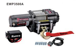 Runva-Ewp3500 Electric Winch 12V/24V 3500lb ATV Winch