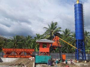 Topmac Brand Cbp60 Concrete Batching Plant pictures & photos