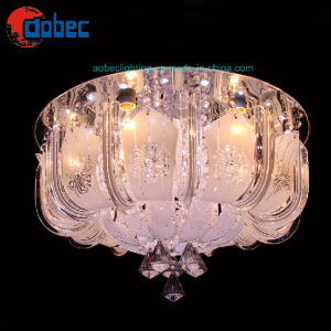 China Hot Sale Crystal Ceiling Lamp with MP3 - China Led Crystal ...