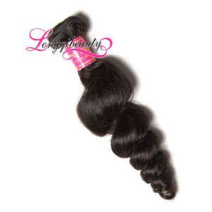 Top Grade Natural Virgin Brazilian Human Wavy Hair for Woman