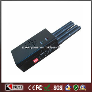 High Power Portable 3G 4G Lte Cell Phone Jammer pictures & photos