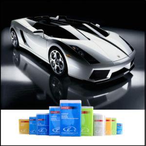 Hot Sale Auto Refinish 1k Fine Silver Powder Paint pictures & photos