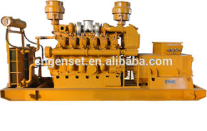 Coal Oven Gas Generator Set From 20kw-1000kw with Ce & ISO Certificate pictures & photos