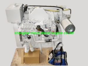 Good Quality Small Cummins 4BTA-M130 Marine Engine pictures & photos
