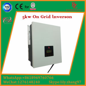 5kw Sine Wave Grid Tie Inverter with Two Solar Inputs pictures & photos
