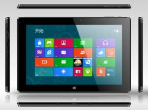 10.1 Inch Intel Quad Core Windpws8.1 OS IPS Screen 2g+32g Bluetooth Tablet I1012