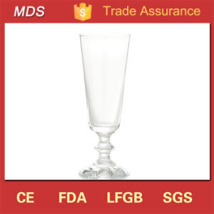 Wholesale 7oz Modern Champagne Glass for Wedding Made in China pictures & photos