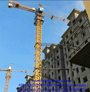 Hongda 3ton to 25 Ton Quality Tower Crane pictures & photos