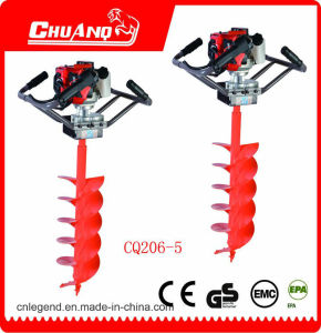 Garden Tools Manual Earth Auger Machine pictures & photos