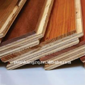 Beijing Supplier Light Color Brushed Oak Parquet Engineered Hardwood Flooring pictures & photos