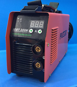 MMA IGBT Welding Machine with Touch Screen (IGBT-200H) pictures & photos