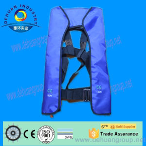 CE Certified Leisure Inflatable Life Jacket pictures & photos