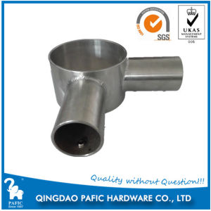 Stailess Steel Pipe Fitting Connector pictures & photos
