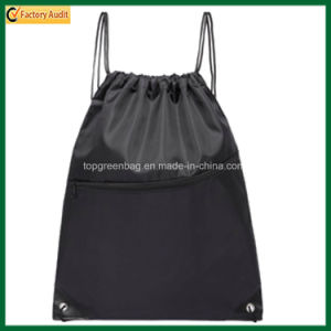 Popular Nylon Polyester Drawstring Backpack Bag (TP-dB265) pictures & photos