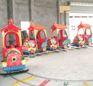 Fantasy Kids′ Rides Amusement Musical Train Sets in Hot Sale