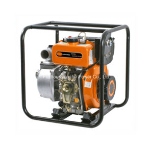 Dwp Sereis Diesel Water Pump Set for Irrigation