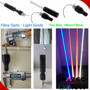 4X4 RGB LED Pole Lights at Laser LED Flag Red, Blue, Yellow, White, Green Waterproof LED Flag Pole Light pictures & photos