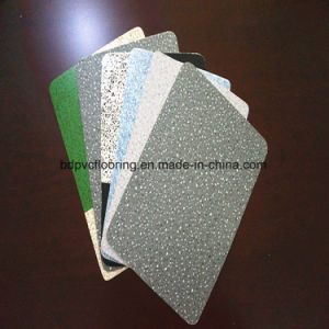 Heavy Duty Commercial Vinyl Flooring Roll for Hospital Place pictures & photos