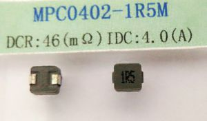 Power Inductor 1.5uh 20%, Temperature Rise Current: 4.0AMP, Size: 4.0*4.0*2.0mm pictures & photos
