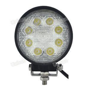 """48V 24W 5"""" LED Auxiliary Folklift LED Headlamp pictures & photos"""