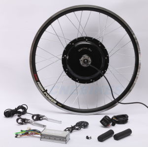 Hot in America 48V 1000W Ebike Kit 1000W Electric Bike Kit pictures & photos