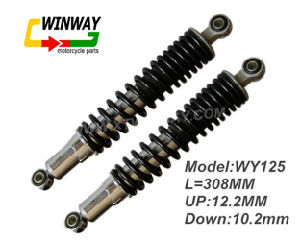 Ww-6202 Motorcycle Suspension, Fork Rear Shock Absorber for Wy125 pictures & photos