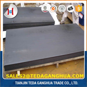 Hot Rolled Steel, A128 High Manganese Steel Plate pictures & photos