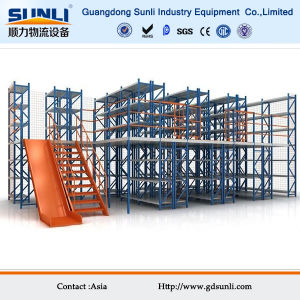 Selective High Quality Pallet Racking pictures & photos