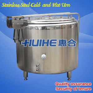 Stainless Steel Hot and Cold Cylinder for Sterilization pictures & photos