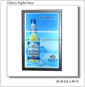 Adertising Aluminum Single Side Slimline Light Box (CB026) pictures & photos