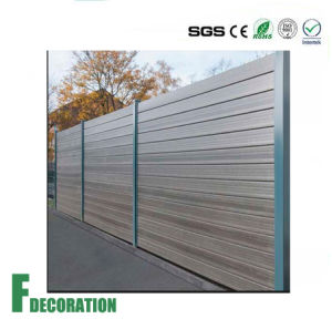 Co-Extrusion WPC Fence Panel pictures & photos