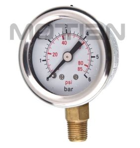 "1.5"" (40mm) Small Pressure Gauge"