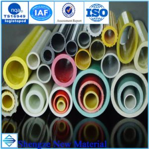 FRP GRP Fiberglass Pultrusion Profiles pictures & photos