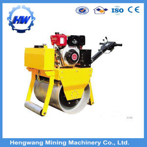 Cheap Brand New Full Hydraulic Double Drum Road Roller Price pictures & photos