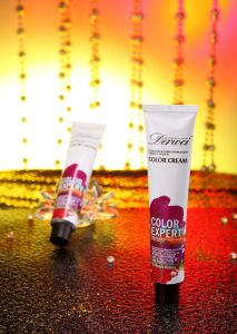 Derwei Color Cream Low Ammonia, No Irritation Vibrant&Long Lasting Hair Color pictures & photos